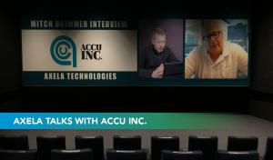 ACCU Inc Axela Interview