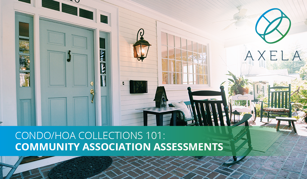 Association Collections 101 - Assessments