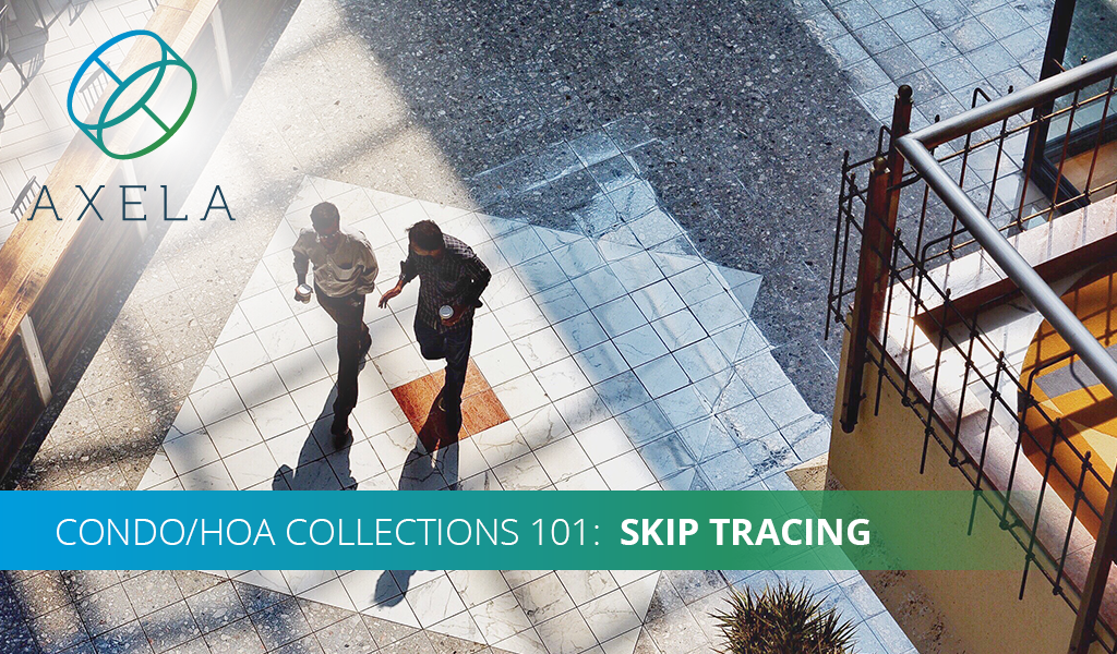 Skip Tracing for HOA Collections