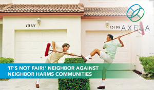 Delinquencies turn neighbors against