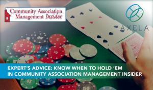 Expert Advice CAM Jan 2020