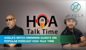 MitchDrimmer on HOA Talk Time Podcast