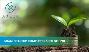 PR Axela Closes Seed Round