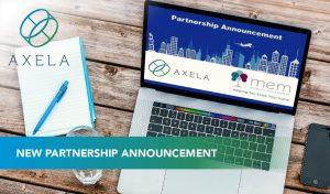 PR Axela partners with mem PM