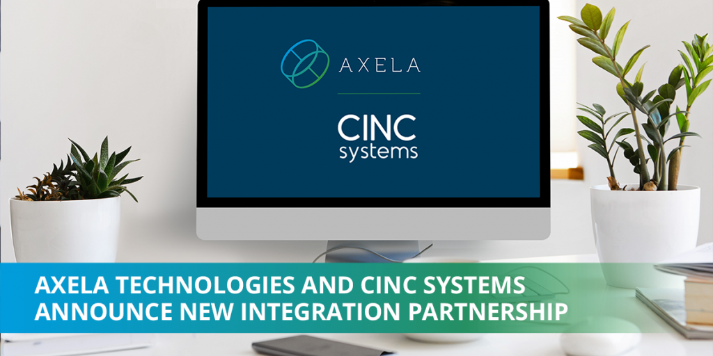 Axela Technologies and CINC Systems Integration