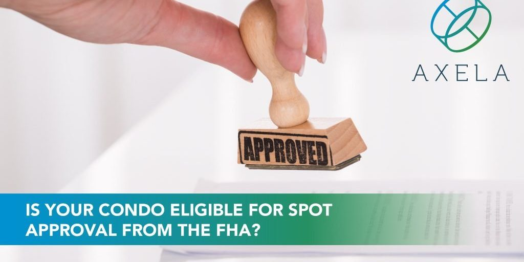 FHA_Spot_Approval_for_Condos