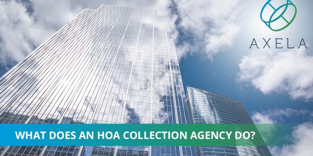What does an HOA collection agency do?